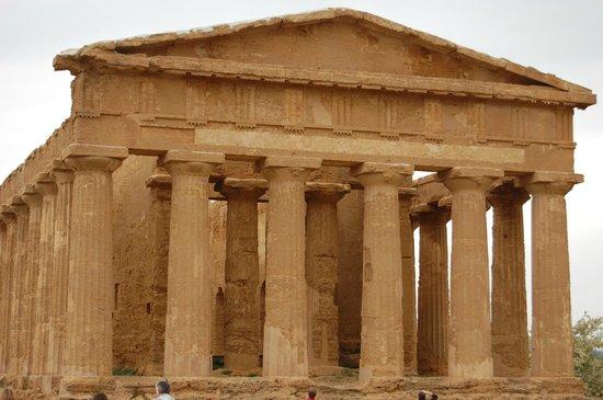 Club Marmara Cala Regina : Vallée des temples Agrigento à voir