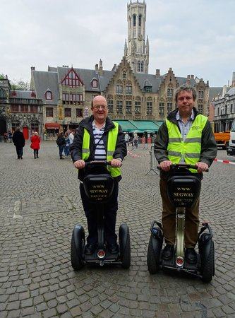 Segway Bruges: Photos of our Segway tour of Brugge