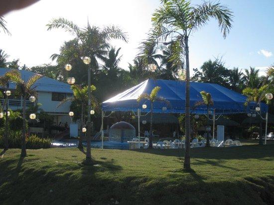 Danao Coco Palms Resort: Original building