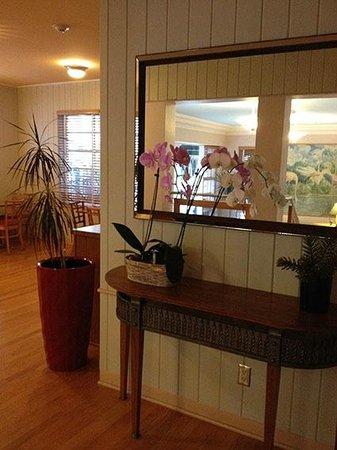 Viscay Hotel: sala colazione