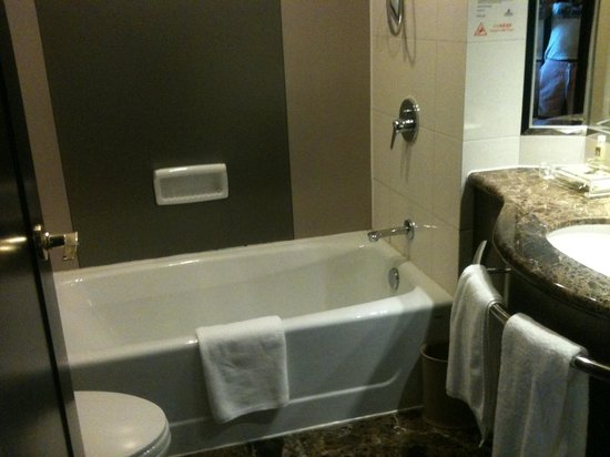 Grand Park Kunming : la salle de bains