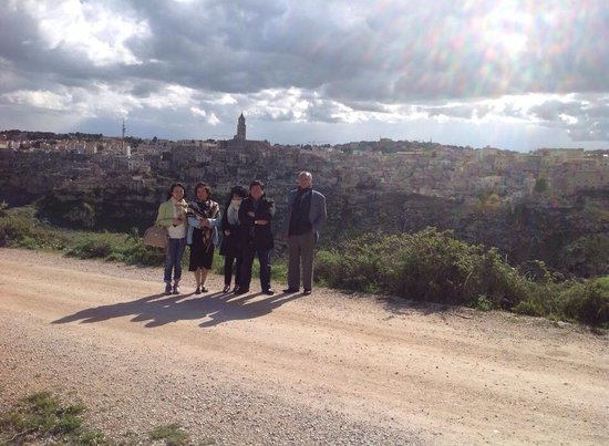 Nico Travelling: Matera with group Kimura april 2014