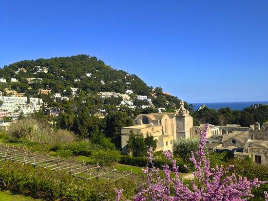 Hotel La Tosca: Nice view