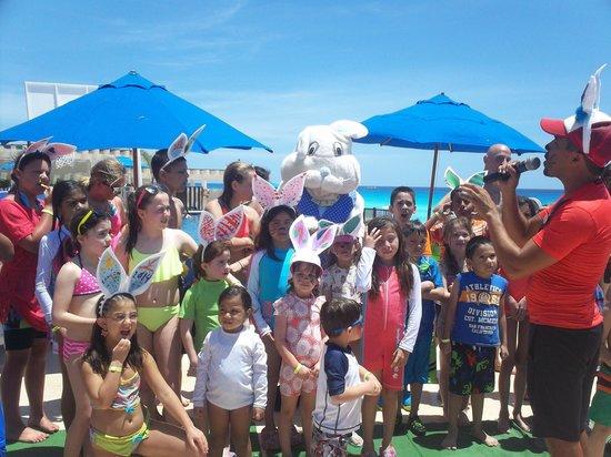 Great Parnassus Family Resort: activités pour Pâques