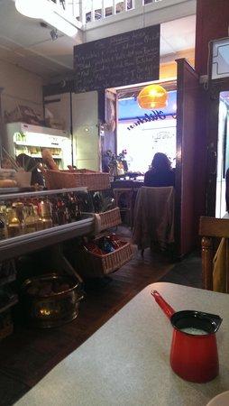 Edins Deli Cafe: Edins Cafe