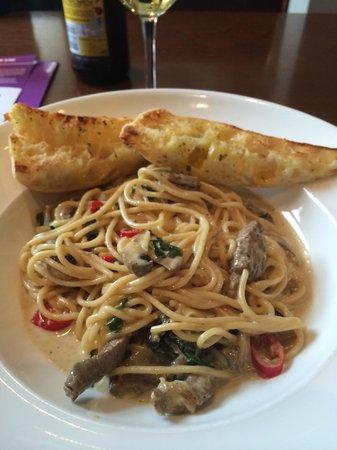 Coast : Pasta