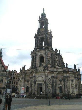 Katholische Hofkirche - Dresden: Majestic