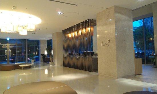 Millennium Hotel Taichung: 一樓 Lobby