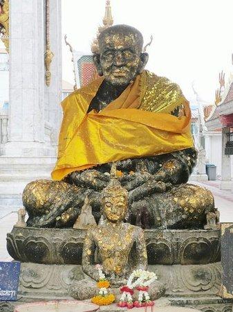 Wat Hua Lumphong : 仏像