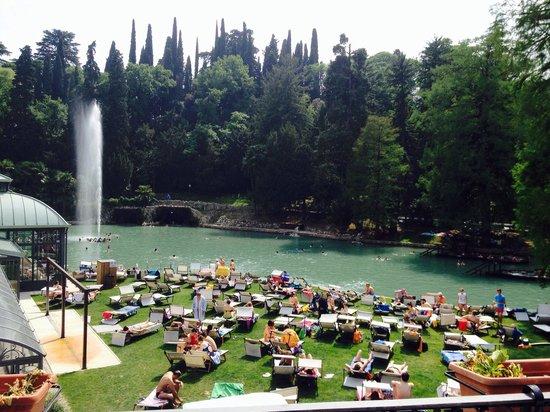 Parco Termale del Garda: Piscina principale