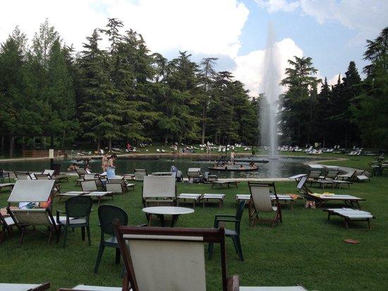 Parco Termale del Garda: Seconda piscina