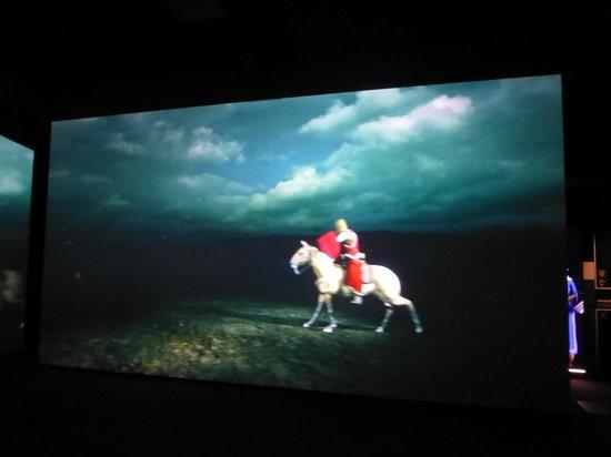 The Battle of Bannockburn Experience: The 3D battle experience!