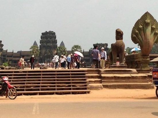 David Angkor Guide - Private Tours: Angkor Wat