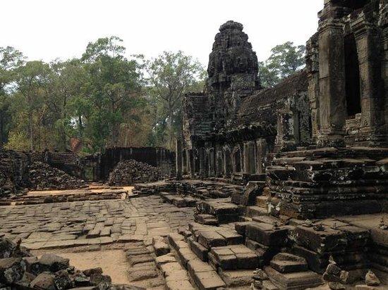 David Angkor Guide - Private Tours: Bayon