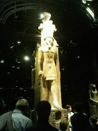 Musée égyptologique de Turin : Sculture egizie
