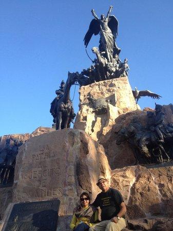 The Hill of Glory (Cerro de la Gloria): Family