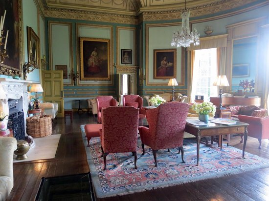 Swinton Park Country Club and Spa: Drawing room