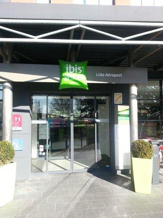 Ibis Styles Lille Aeroport : vue6