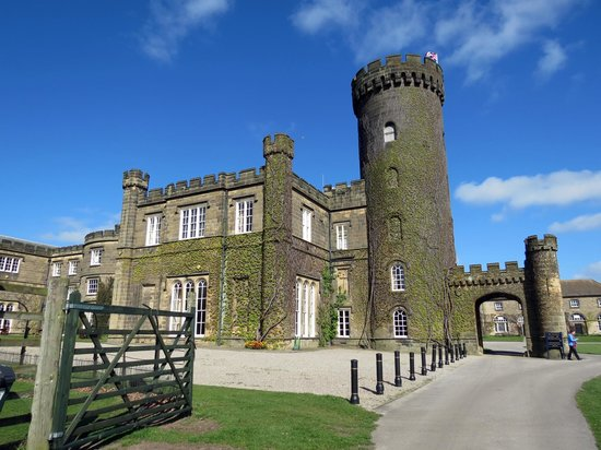 Swinton Park Country Club and Spa: Castle