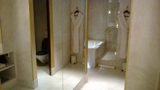 Park Hyatt Paris - Vendome : Park Suite (not really a suite)