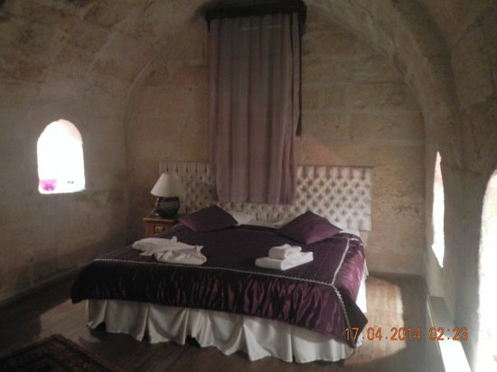 Temenni Evi Hotel: Romantik oda