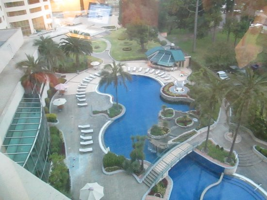 JW Marriott Hotel Quito: Marriott pool