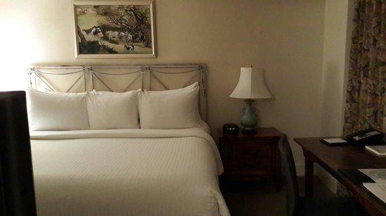 Hotel Lombardy: Номер в отеле