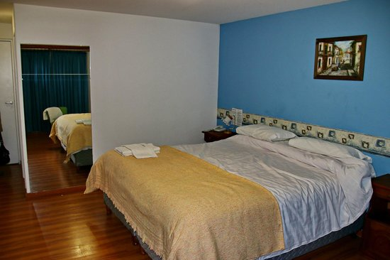 Hotel Sol Del Sur : Vista Interior