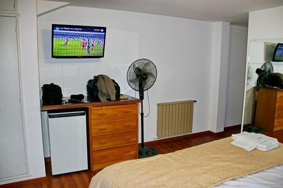 Hotel Sol Del Sur: Vista Interior