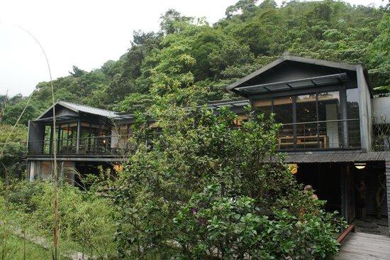 Shi-Yang Tea House : 山房一隅