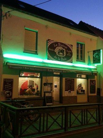 Le Crotoy Restaurant Le Bistrot De La Baie