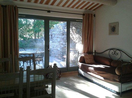 Residence Bastide des Chenes: Séjour