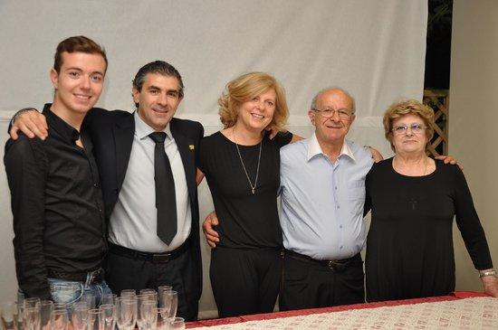 Hotel Maestri: La Famiglia Maestri-Busignani