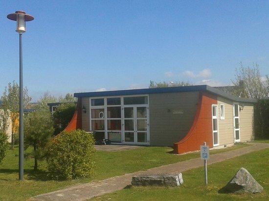 Vakantiepark Vlugtenburg aan zee : Ein Haus