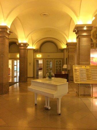 Imperial Riding School Renaissance Vienna Hotel: В отеле