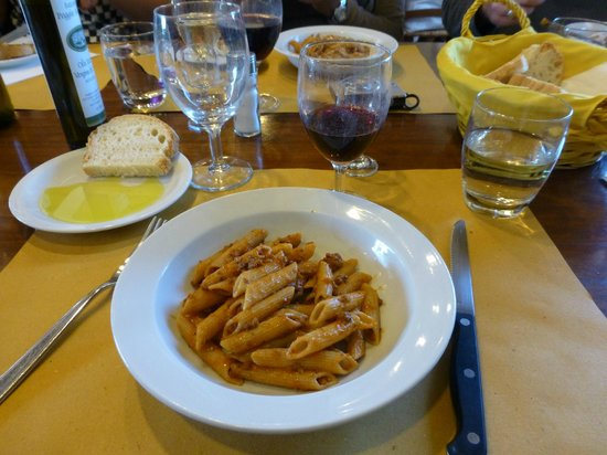 Walkabout Florence Tours: Food