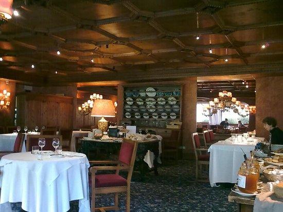 Hotel Miramonti : sala ristorante