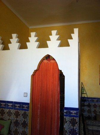 Riad Le Mazagao : Salle de bain