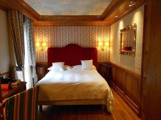 Hotel Miramonti: camera