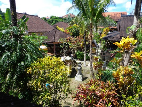Guci Guesthouses: View from the master bedroom
