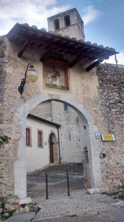 Casa Religiosa di Ospitalita San Ponziano : Ingresso