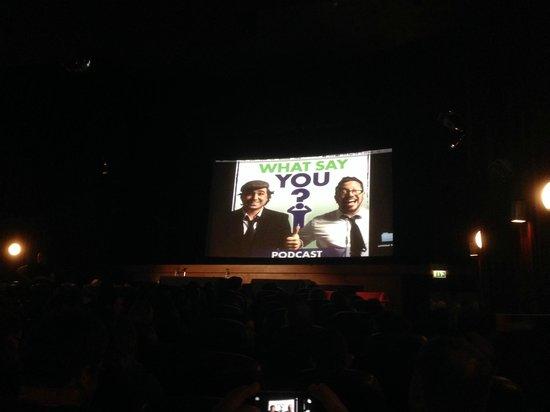 Prince Charles Cinema : what say you recording
