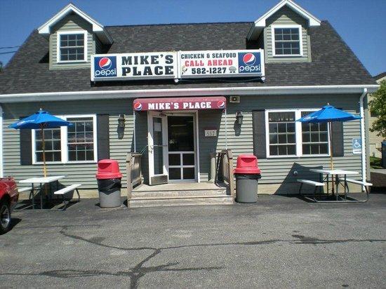 Mike's Place: Mikes seafood Farmingdale, Me.