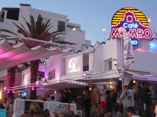 Fiesta Hotel Tanit : Mambos