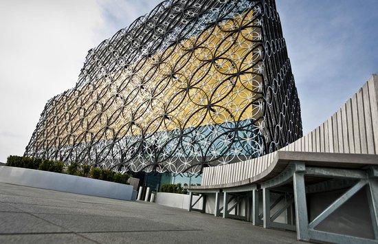 Library of Birmingham: Roof terrace