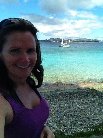 Cruz Bay Watersports: Alisa