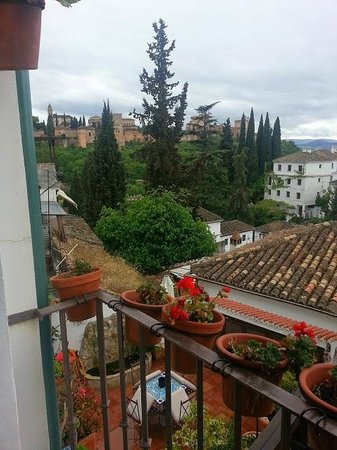 Solar Montes Claros: view of Alhambra