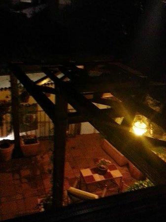Solar Montes Claros: Courtyard