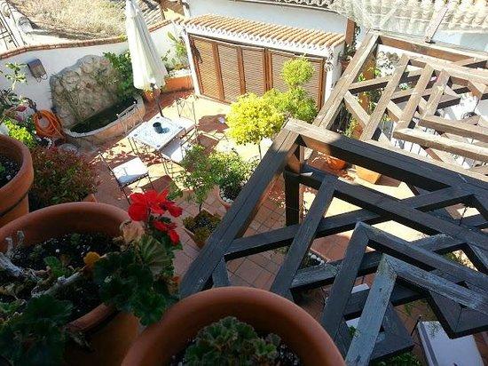 Solar Montes Claros: patio