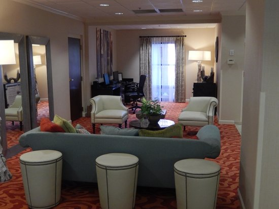 Hampton Inn Wilmington Medical Park: Business Center